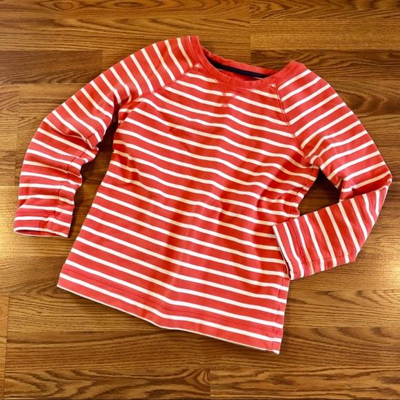 Boden Tops - Boden Coral Nautical Sweatshirt